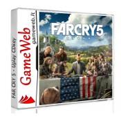 Far Cry 5 - Uplay CDkey
