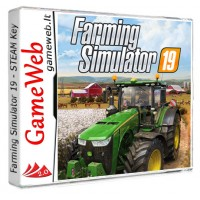Farming Simulator 19 - STEAM Key