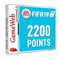 FIFA 19 - 2200 FUT Points - Origin CDkey