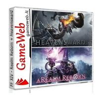 Final Fantasy XIV - Realm Reborn + Heavensward + 30d.