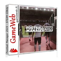 Football Manager 2019 EU - STEAM CDkey