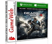 Gears of War 4 - Xbox One ir/arba Windows 10