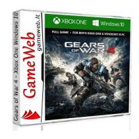 Gears of War 4 - Xbox One ir/arba Windows 10