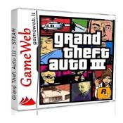 Grand Theft Auto III - STEAM CDkey