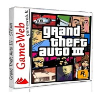 Grand Theft Auto III - STEAM CDkey