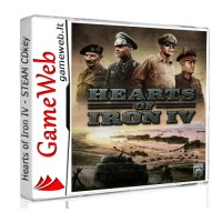 Hearts of Iron IV - STEAM CDkey