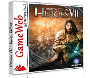 Might & Magic Heroes VII - Uplay CDkey