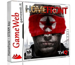 Homefront - STEAM CDkey