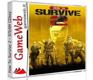 How to Survive 2 - STEAM CDkey