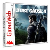 Just Cause 4 - STEAM Key