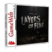 Layers of Fear - STEAM Cdkey