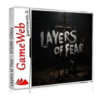 Layers of Fear - STEAM Cdkey