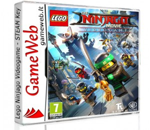Lego Ninjago Videogame - STEAM CDkey