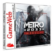 Metro 2033 REDUX - STEAM Key