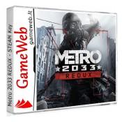 Metro 2033 REDUX - STEAM Key