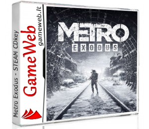 Metro Exodus - Epic Games CDkey