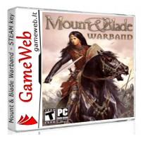 Mount & Blade Warband - STEAM CDkey
