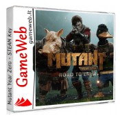 Mutant Year Zero - STEAM Key