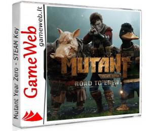 Mutant Year Zero - STEAM Key