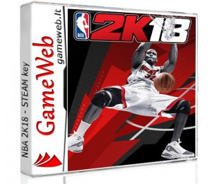 NBA 2K18 - STEAM Key