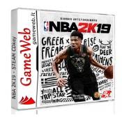 NBA 2K19 - STEAM CDkey