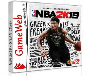 NBA 2K19 - STEAM CDkey