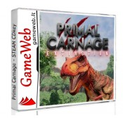 Primal Carnage Extinction - STEAM CDkey