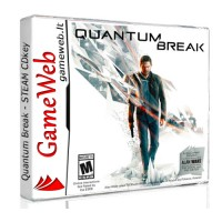 Quantum Break - STEAM CDkey