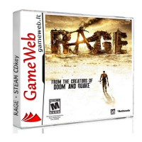 RAGE - STEAM CDkey