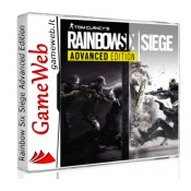 Tom Clancy's Rainbow Six Siege Advanced Edition - Uplay Key