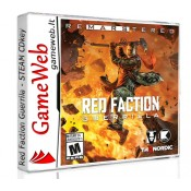 Red Faction Guerrilla Re-Mars-tered - STEAM CDkey
