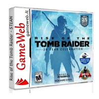 Rise of the Tomb Raider - STEAM key