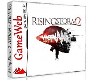 Rising Storm 2 Vietnam - STEAM CDkey