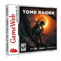 Shadow of the Tomb Raider - STEAM CDkey