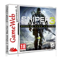 Sniper 3 Ghost Warrior - STEAM CDkey