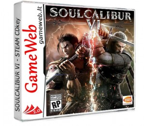 Soulcalibur VI - STEAM CDkey
