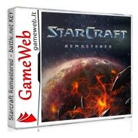 Starcraft Remastered - battle.net KEY