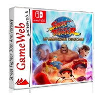 Street Fighter 30th Anniversary Collection - STEAM CDkey