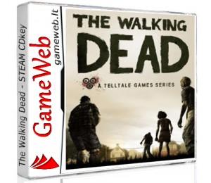 The Walking Dead - STEAM CDkey