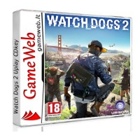 Watch Dogs 2 EU - Uplay CDkey