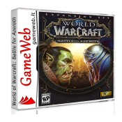 World of Warcraft Battle for Azeroth Prepurchase + 110 lvl boost (battle.net key)