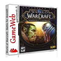 World of Warcraft Battle for Azeroth + 110 lvl boost (battle.net key)