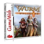 Wurm Unlimited MMO - STEAM CDkey