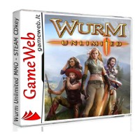 Wurm Unlimited MMO - STEAM CDkey