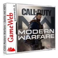 Call of Duty Modern Warfare - battle.net KEY