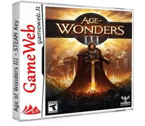 Age of Wonders III STEAM KEY