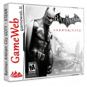 Batman Arkham City GOTY Edition - STEAM KEY