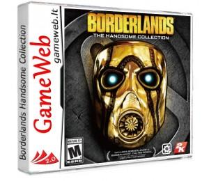 Borderlands Handsome Collection - STEAM Key