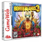 Borderlands 3 - Epic Games KEY