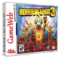 Borderlands 3 - EpicGames KEY